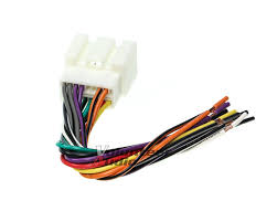 ford lincoln car stereo cd player wiring harness wire aftermarket click thumbnails to enlarge