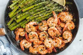 Garlic Butter Shrimp Recipe with ...