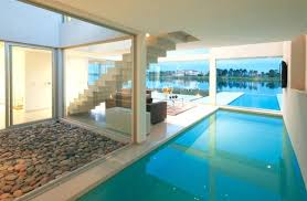 home indoor pool with slide. Perfect Indoor Home Indoor Pool Problems Vanguarda 2 House Swimming  With Slide  Throughout
