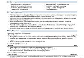 Confortable Human Resources Job Resume Objective About Examples