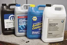 Zerex Coolant Compatibility Chart Tech 101 The Colors Of Antifreeze Hemmings Daily