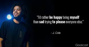 40 Motivational J Cole Quotes That Will Feed Your Ambition Classy J Cole Song Quotes