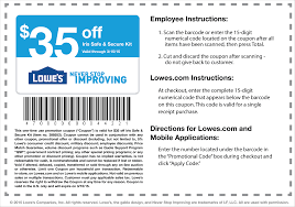 Lowes Coupons Download Print