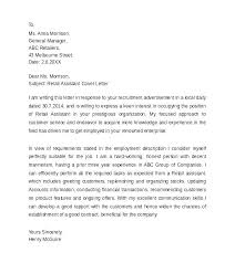 format for email cover letters cover letter format template