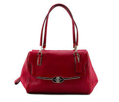 NWT Coach Madison Small Madeline East west Satchel