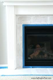 antique fireplace tiles tiles for fireplace how to paint tile in 3 easy steps no sanding antique fireplace tiles