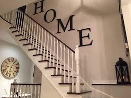 Modern farmhouse stairway  Staircase IdeasHallway IdeasStairway  DecoratingDecorating ...