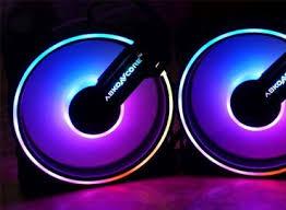 <b>ABKONCORE</b> Hurricane Spectrum 3в1 SYNC – RGB вентиляторы ...