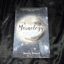 Moonology By Yasmin Boland Book