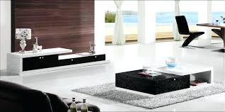coffee table and tv unit set modern design white wood furniture tea coffee table cabinet living room furniture set in living room sets from furniture on