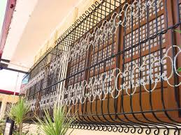 Hall Window Grill Design Capiz Windows With Grills Las Piñas Gabaldon Hall