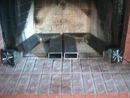 fireplace heat exchanger ideas