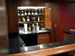 basement wet bar under stairs. Perfect Basement Under Stairs Bar Barcelona Staircase Industrial With Gray Shade  For Basement Wet Bar Under Stairs D