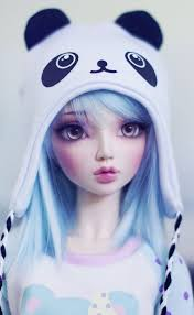 ball jointed dolls. adorable cute ball jointed doll love her dolls