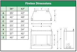 masonry fireplace chimney design corner dimensions efficient