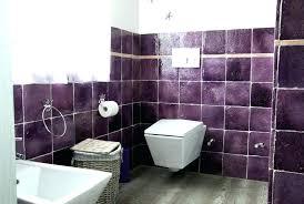 dark purple bathroom bath rugs set