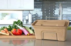 kitchen counter with food. Kitchen Counter With Food A