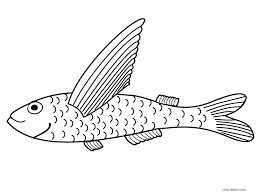 It weighs over 25 tons and eats mainly plankton. Free Printable Fish Coloring Pages For Kids
