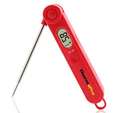Amazon Com Thermopro Digital Food Cooking Thermometer