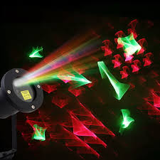 Laser Light Projector Jingle Jollys Laser Light Projector
