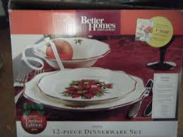 better homes and gardens 12pc set