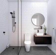 Black And White Bathroom Designs Impressive Inspiration Design