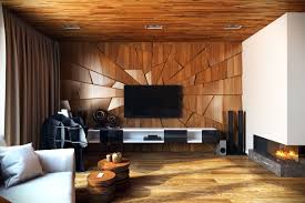 Small Picture Download Living Room Wood Wall Designs buybrinkhomescom