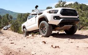 2019 Toyota Tacoma Trd Pro Overland Adventure First Drive