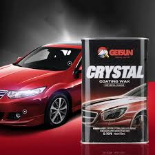 Crystal Light Cleaner Crystal Coating Wax Car Polish Scratch Remover 473ml