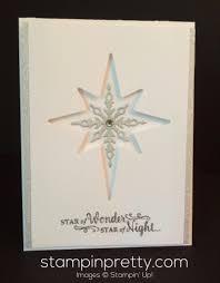 Christmas Card Ideas With Lights Sneak Peek Star Of Light Christmas Card Homemade