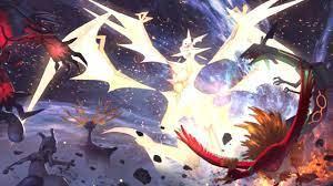 Pokémon USUM- Ultra Necrozma Battle Remix - YouTube