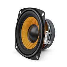 AIYIMA 1Pc 4Inch Audio Portable Subwoofer Speaker Driver 4 Ohm 15W Bass  Speaker DIY Multimedia Speakers For Sound System