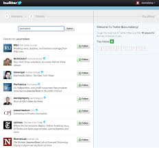 Twitter For Journalists Berkeley Advanced Media Institute