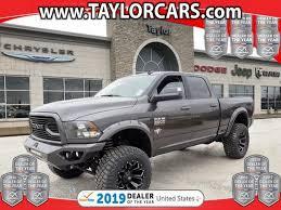 New 2018 Ram 2500 Black Widow | Taylor Chrysler Jeep Dodge ...