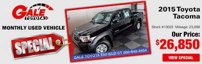 Used Toyota RAV4 LE Enfield CT