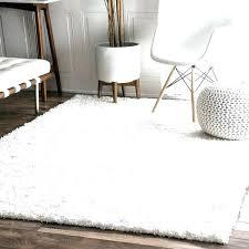 white fluffy rug white rug rugs within best 8 x rug images white fluffy rug