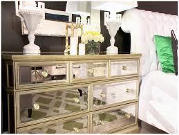 Mirrors For Bedroom Dressers Sleek Mirrored Bedroom Dresser This Mirrored Dresser Adds A