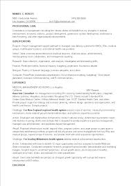 Consulting Resume Templates Entry Level Management Consulting Resume Templates At