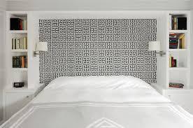 removable wallpaper headboard
