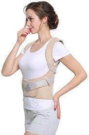 <b>Back Correction Belt Breathable</b> Adult Student Spine Back Anti ...