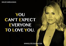 Khloe Kardashian Quotes 40 EliteColumn Simple Kardashian Quotes