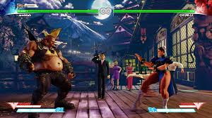 there s a hacked version of street fighter 5 online kotaku australia