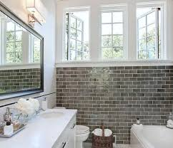 Small Bathroom Remodel Subway Tile Ideas Small Master Bathroom
