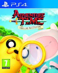 وجهتك الاولي في عالم العاب الفيديو جيم your first destination for videogames adventure time finn and jake investigations ps4