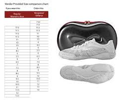 Nfinity Evolution Size Chart Nfinity Shoe Size Chart All About The Best Shoes This Year