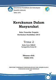 024) 76410141 dan fax (024) 70765038 email ; Kerukunan Dalam Bermasyarakat Tawar M Pd Buku Digital Pendidikan Khusus