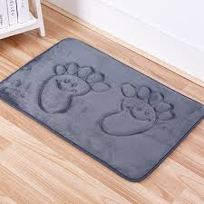 kitchen bath mat bath rugs anti slip bath
