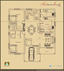 single floor house plans in kerala home kerala home plan 3 bedroom luxury 2500 sq ft 3 bedroom house plan with pooja room