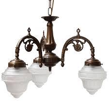 straffan 3 arm victorian chandelier