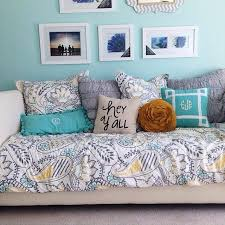 ... Stylish And Peaceful Bedroom Ideas For Teenage Girls Teal And Yellow 20  Hey Yall Super Cute ...